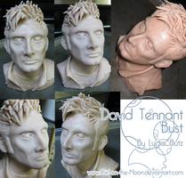 Tennant Bust by Girl-on-the-Moon
