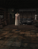 Silent Hill 2 - Wood Side Apartments room 205 xps by Mageflower