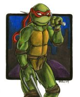 Raphael Rocks by Caliosidhe