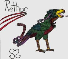 Rethor by Zs99