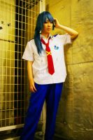 MACROSS Frontier Cosplay 08 by RilaMuraki