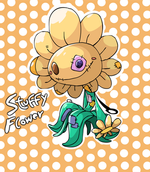 Stuffy Flower by DevianJp824