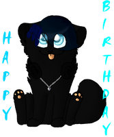 HAPPY BIRTHDAY SAYYY With speedpaint by MissLayira