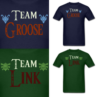 LOZ Team Link Team Groose Shirts by Enlightenup23