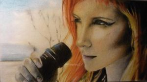 Hayley Williams by HayleyLV
