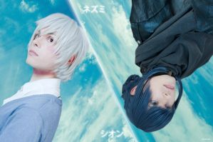 Shion, Nezumi. Love is restless by hakucosplay