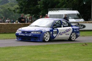 Goodwood 2008 - Ford Mondeo by Kringlebeast