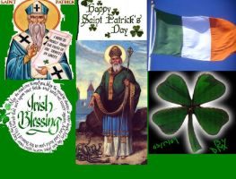 HAPPY ST. PATRICK DAY by DrCropes