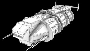 Horsefly Class Shuttle by General-Nickinburg