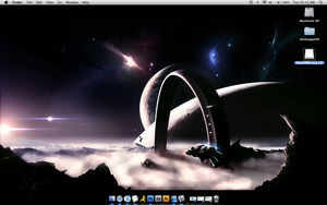Desktop: January '09 by Ecliptics