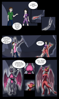 Collab: Cynder and Ember TF TG by DarkDragon-Phoenix
