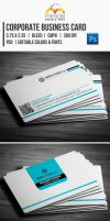 Corporate Business Card by EgYpToS