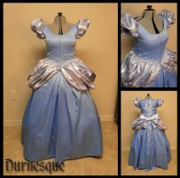 Cinderella Deluxe Commission by Durnesque