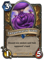 Zangarmarsh card by GNAHZ