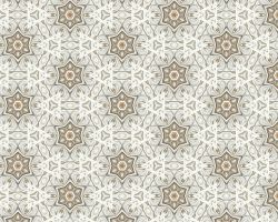 White-India Tile 4 by xtextures-stock