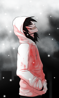 Jeff the Killer - Blood Runs Cold... by Swarthylacine