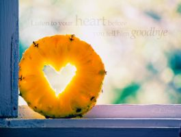 Listen to your heart... by cande-knd