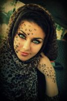 leopard Girl by Mira-Heart