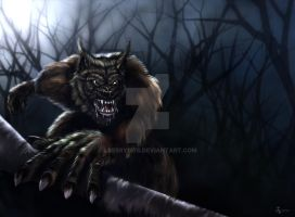 Werewolf by lberry1976