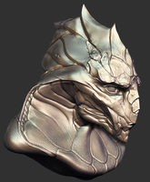 Creatures :: 01 :: Detail by WARxSnake