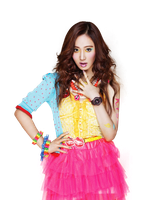 Yuri (SNSD) Casio  png [render] by Sellscarol