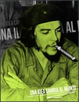 Che Guevara - Idea by RIKECH
