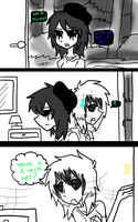  :.You No Drown Me.:  Pg. 4  by WaffIo