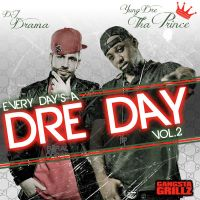 Yung Dre Tha Prince: DRE DAY Vol.2 Cover by YoungC