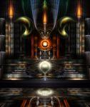 The Throne Room by xzendor7