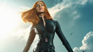 scarlett johansson in The Winter Soldier by vgwallpapers