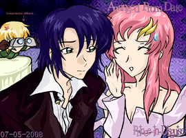 Arranged Prom Date by Prince-in-Disguise