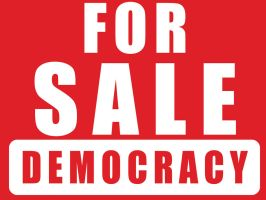 Democracy For Sale by Jamaster3