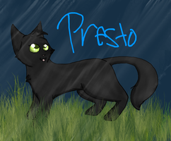 Presto [My first Speedpaint!] by Sia-Kitty