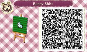 Bunny Shirt by EternalSword7