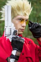 Vash the Stampede by Trigun by Baku-Project