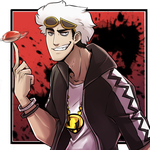 Your boy Guzma by Antarija