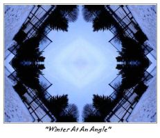 Winter At An Angle by hutsonlover