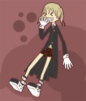 .:crazy maka:. by LadyMika
