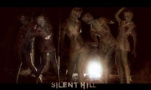 Silent Hill by michivvya