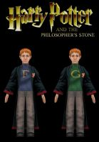 Fred and George Weasley by Maxdemon6