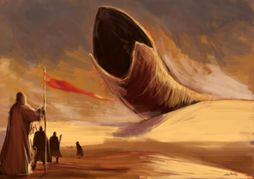DUNE-SIETCH by LSGG