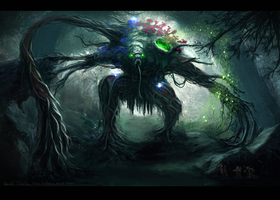 Life Collossus Concept by DProject-DMan