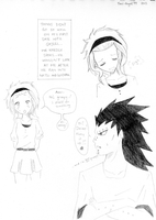 Gajeel x Levy FT ''First date'' part 3 by Yaoi-Angel99