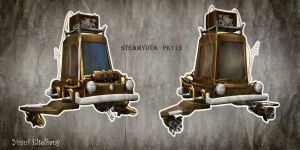 Steamyota-PK115 by maxspider