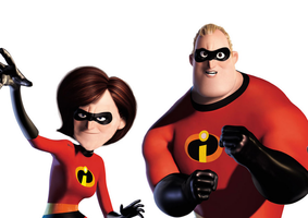 The Incredibles Face Swap by itsanorange
