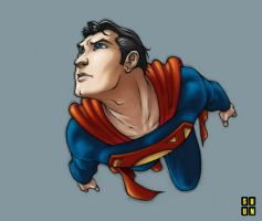 Superman 02 by Shun-008