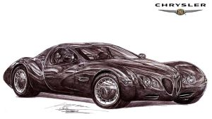 Chrysler's Answer to the Bentley Java Concept by toyonda