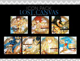 ICON PACK | Lost Canvas by HowlHeaven