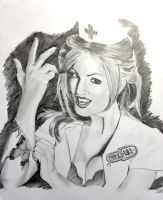 Blink 182 Enema of The State by claremcgeever