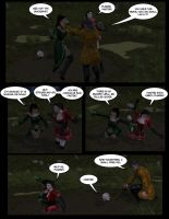 Swamp Tales Issue 1 page 21 by RustyShackleford123